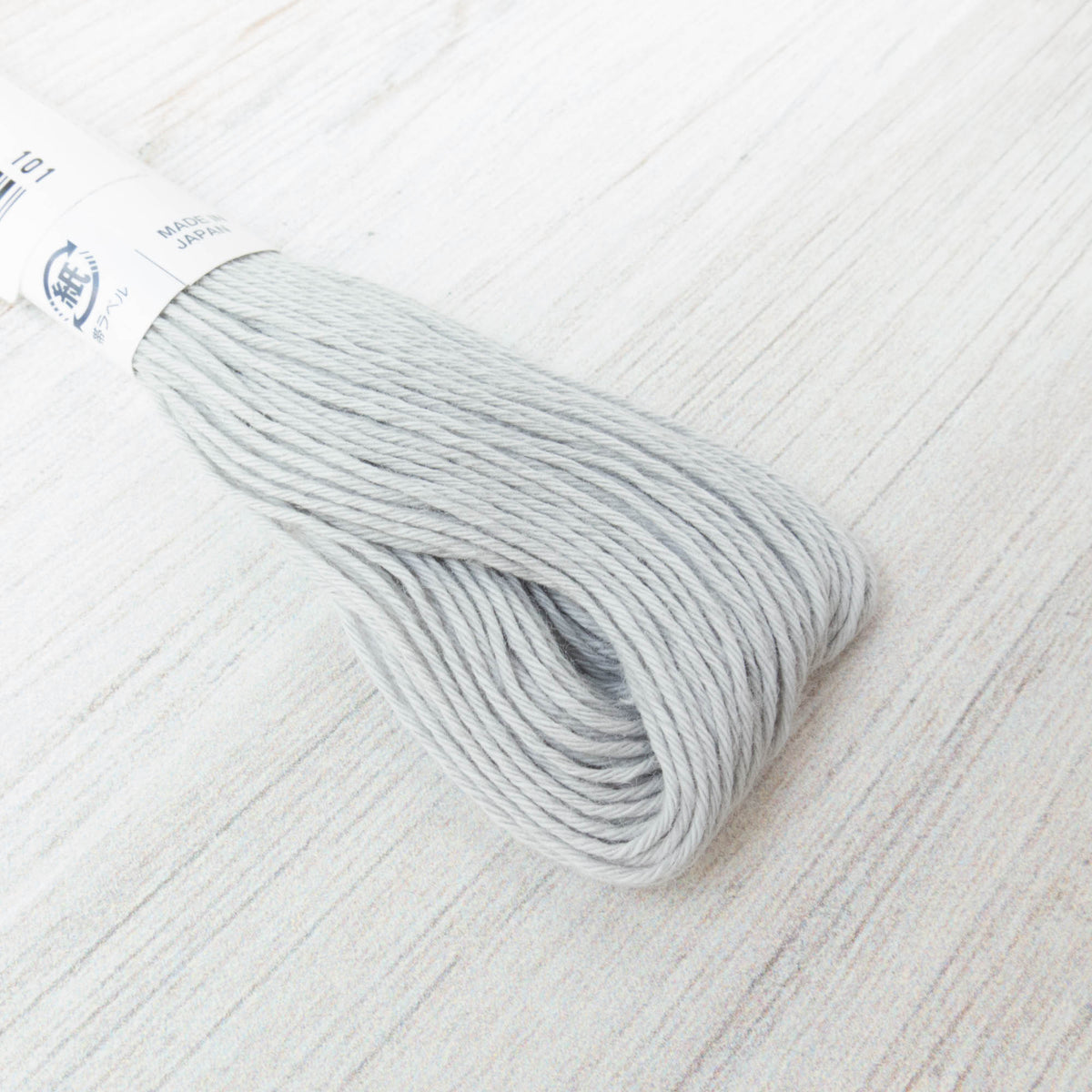 Olympus Sashiko Thread - Gray (#28) Sashiko - Snuggly Monkey