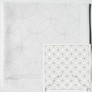 Sashiko Embroidery Kit - ShippoTsunagi (No 3)