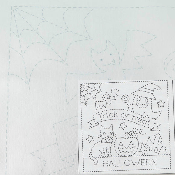 Halloween Sashiko Kit