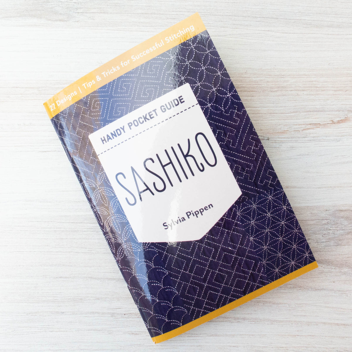 Sashiko Handy Pocket Guide Patterns - Snuggly Monkey
