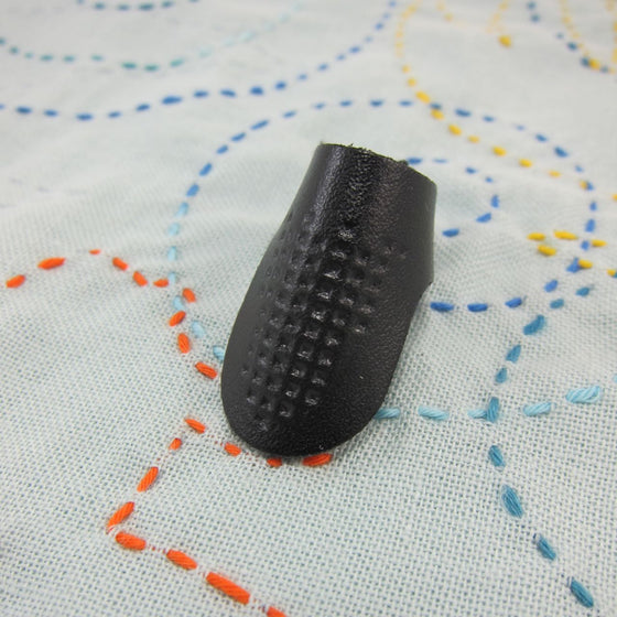Leather Japanese Sashiko Thimble