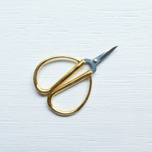 "2.25"" Petites Heirloom Embroidery Scissors Scissors - Snuggly Monkey"