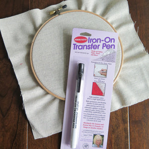 Black Sulky Iron-on Transfer Pen