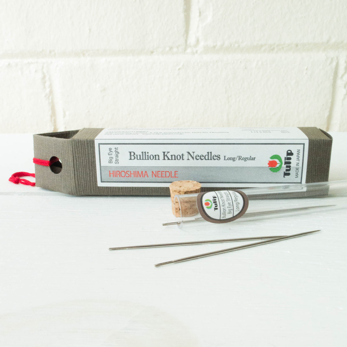 Tulip Hiroshima Bullion Knot Needles Needles - Snuggly Monkey