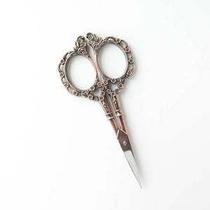 Victorian Scissors in Rose Gold