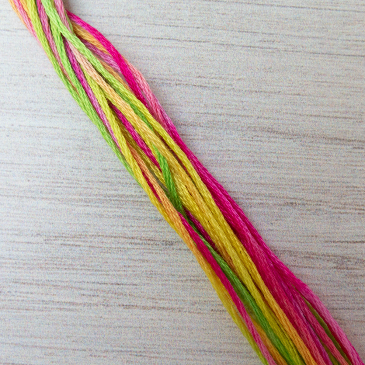 Weeks Dye Works Hand Over Dyed Embroidery Floss - Calypso (4143)