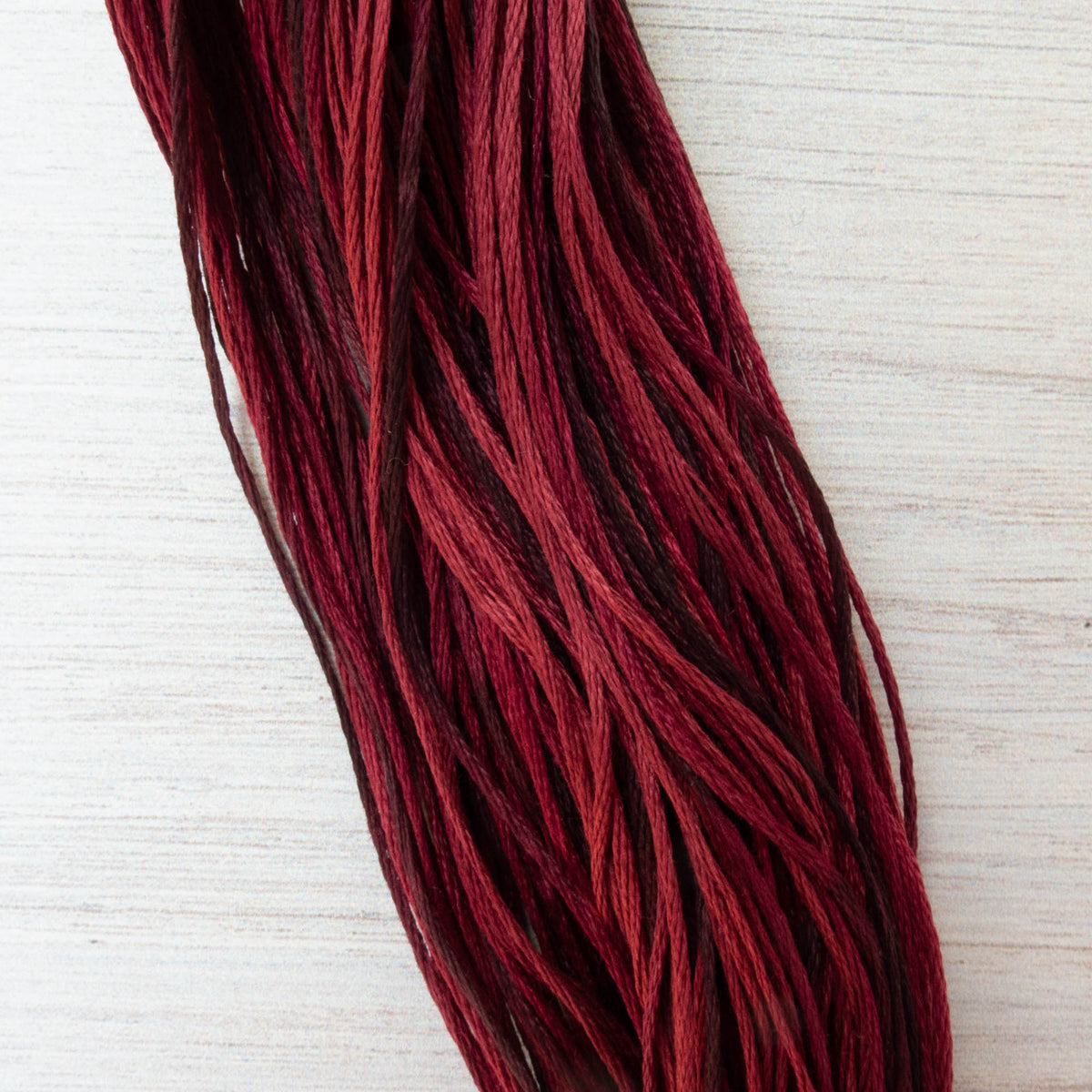 Weeks Dye Works Hand Over Dyed Embroidery Floss - Indian Summer (4121)
