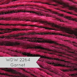 Weeks Dye Works Pearl Cotton - Garnet (Size 8) Perle Cotton - Snuggly Monkey