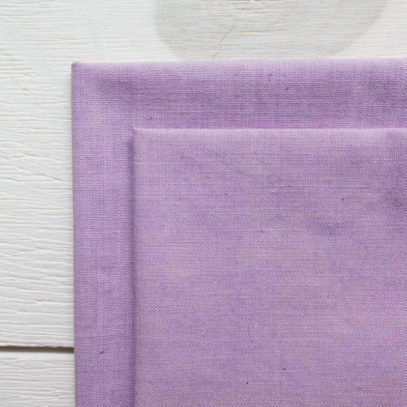 Weavers Cloth from Weeks Dye Works - Sugar Plum Fabric - Snuggly Monkey