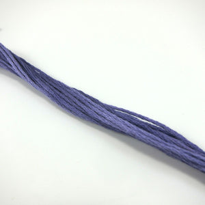 Weeks Dye Works Hand Over Dyed Embroidery Floss - Peoria Purple (2333)