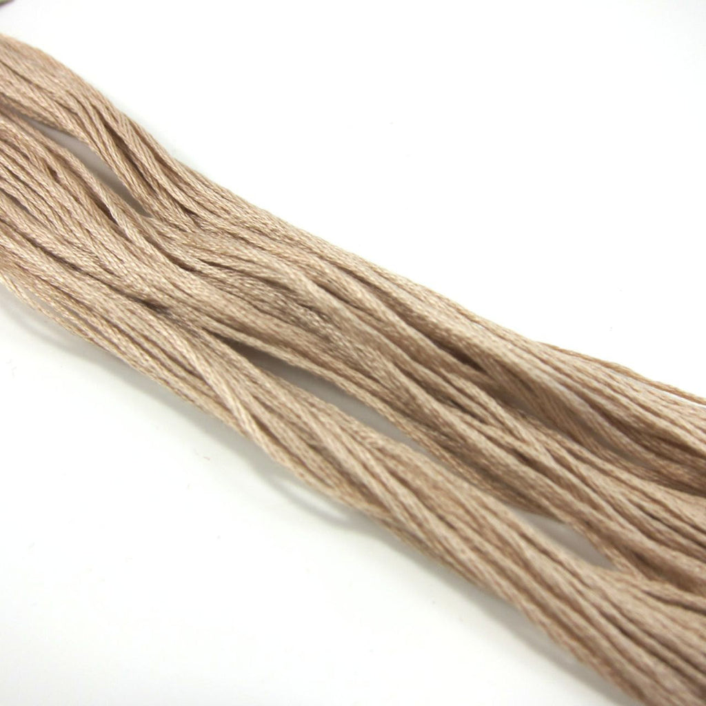 Weeks Dye Works Hand Over Dyed Embroidery Floss - Sand (3500)