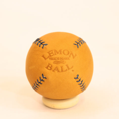 The Wagner Lemon Baseball