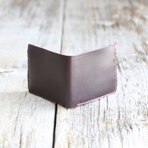The Carnegie Horsehide Wallet