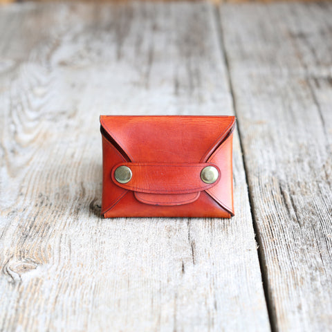 The Morgan Rivet Wallet