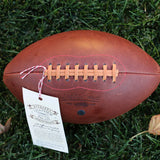 Slingin Sammy Baugh Football