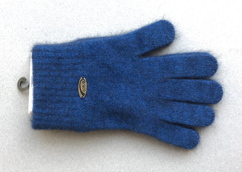 Gloves, Koru - Cobalt