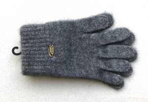 Gloves, Koru - Grey