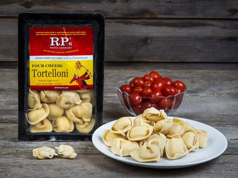 4 Cheese Tortelloni