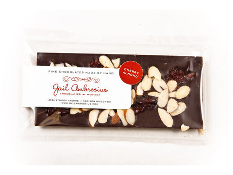 Cherry Almond Bars Bar