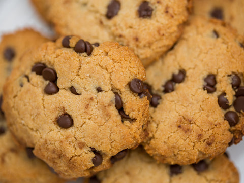 Chocolate Chip Cookies - Gluten Free (8 pc)