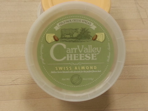 Swiss Almond Cheese Spread - Buy 1 Get 1 FREE!