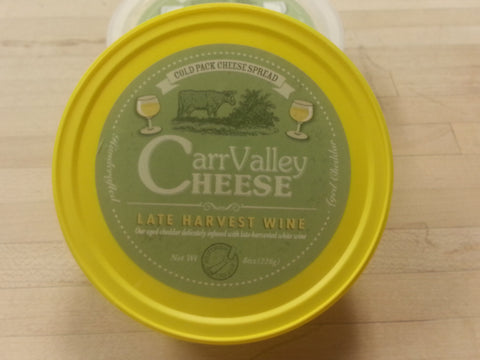 Late Harvest Wine Cheese Spread