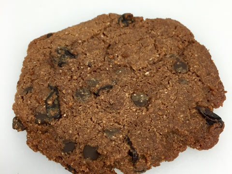 Chocolate Cherry Cookie (1 cookie)