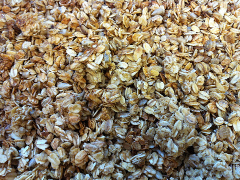 Six Grain Granola