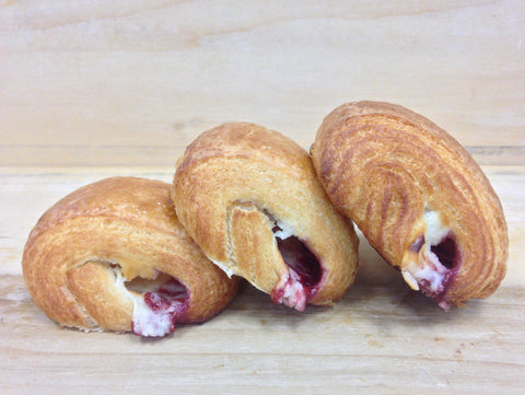 Weekly Special - Raspberry Cream Croissant (2 pc)