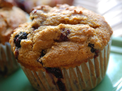 Blueberry Lemon Muffins (2 pc)