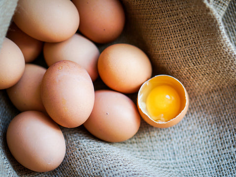 Chicken Eggs (Organic, Pasture-raised)