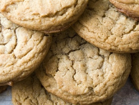 Peanut Butter Cookies (10 pc)