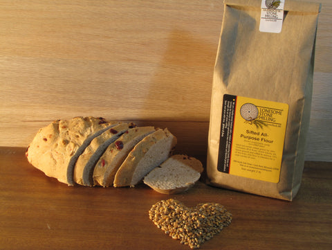 All-Purpose Sifted Organic Flour