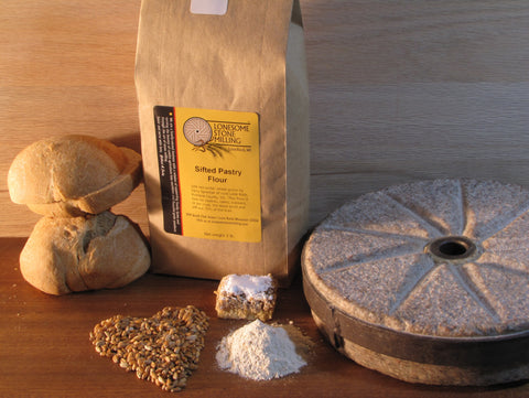 Sifted Pastry Flour