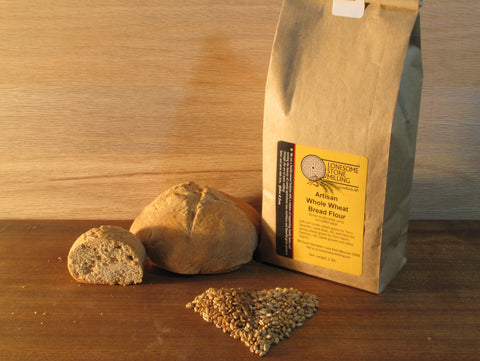 Artisan Bread Whole Wheat Flour