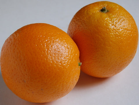 Organic Navel Orange (2 count)