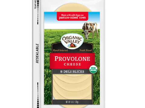 Provolone Slices -  Buy 1 Get 1 FREE!