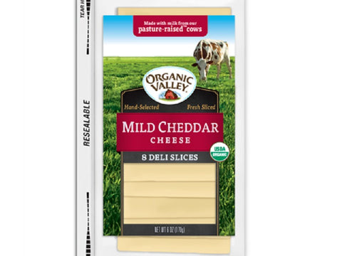 Mild Cheddar Slices - Buy 1 Get 1 FREE!