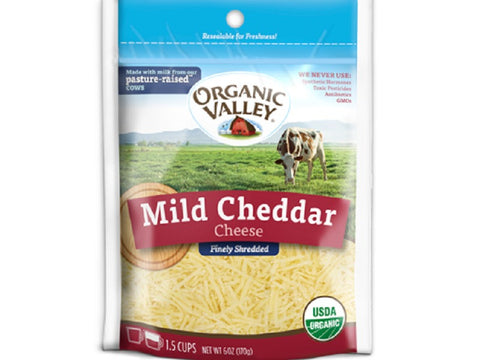 Mild Cheddar (Shredded) -  Buy 1 Get 1 FREE!