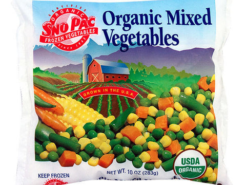 Mixed Vegetables (Frozen)