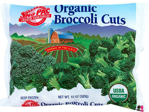 Broccoli Cuts (Frozen)