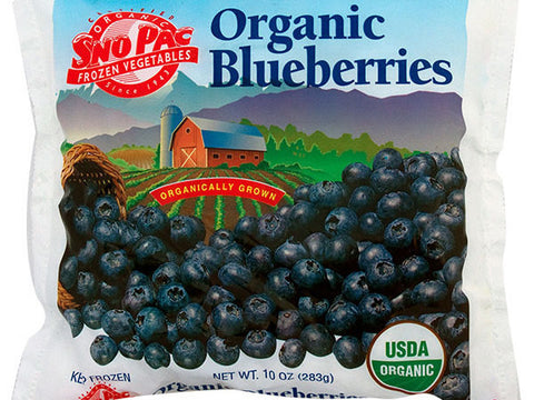 Blueberries (Frozen)