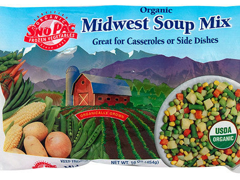 Midwest Soup Mix (Frozen)