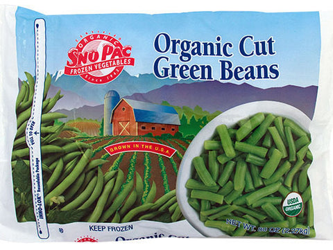 Cut Green Beans (Frozen)