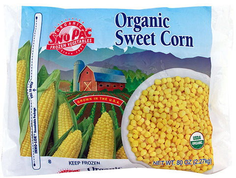 Sweet Corn (Frozen)