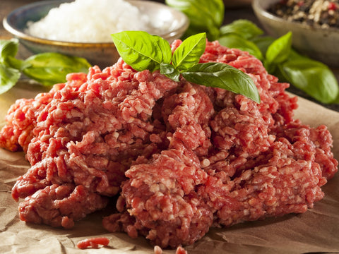 Organic Premium Ground Beef (95% lean)