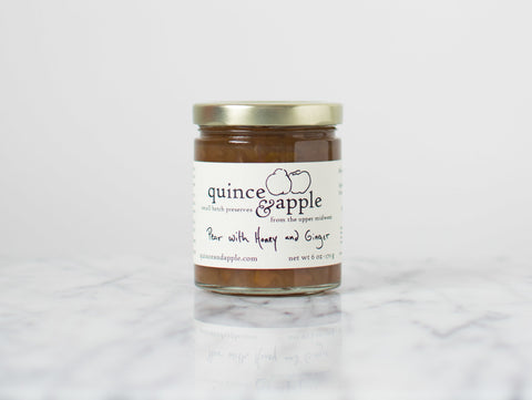 Pear with Honey and Ginger Preserves - Buy 1 get 1 FREE