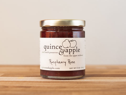 Raspberry Rose Preserves - Buy 1 get 1 FREE
