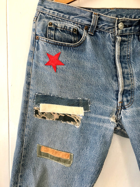 The ($#@%ed Up) Jeans Project