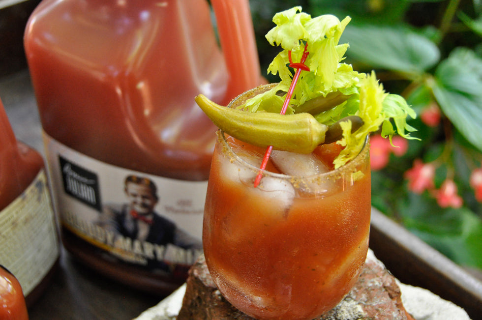 Bruce Julian The Best Bloody Mary Recipe